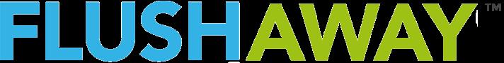 flush away logo